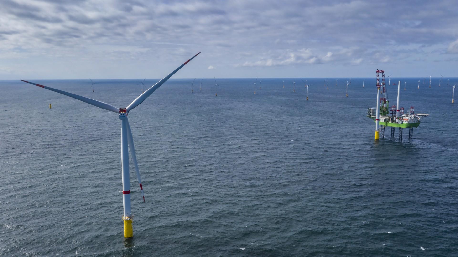 Borealis enhances sustainability with wind energy from Eneco
